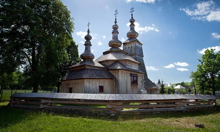 Svidnik and area - Private Tour guide in SLOVAKIA